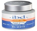Ibd Hard Gel Builder French Xtreme White Żel budujący 56g