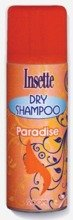 Insette Dry Shampoo Paradise Suchy szampon 200ml