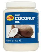 KTC Pure Coconut Oil Olej kokosowy 500ml