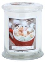 Kringle Candle Classic Hot Chocolate Słoik świeca średnia 411g