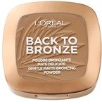 LOREAL Back To Bronze bronzer 02 sunkiss 9g.