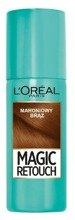 Loreal Magic Retouch Spray na odrosty Mahoniowy brąz 75ml