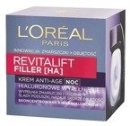 Loreal Revitalift Filler Krem Anti-Age na noc 50ml