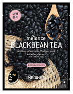 MEDIHEAL Meience BLACKBEAN TEA Maska w płachcie 25ml