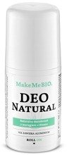 Make Me Bio Deo Natural Roll On Aloes Dezodorant z wyciągiem z aloesu 50ml