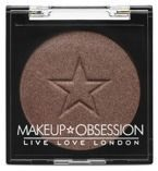Makeup Obsession Eyeshadow -  Cień do powiek E108 Expresso