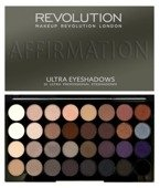 Makeup Revolution 32 Eyeshadow Palette - Paleta 32 cieni do powiek Affirmation