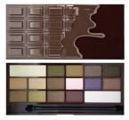 Makeup Revolution I heart  Makeup Wonder Palette I heart Chocolate CZEKOLADA Paleta cieni do powiek