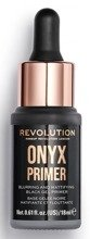 Makeup Revolution Onyx Primer Gel Primer Baza pod makijaż 18ml