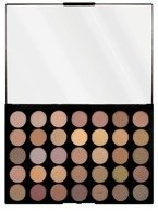 Makeup Revolution PRO HD Amplified 35 Palette Commitment Paleta 35 cieni do powiek