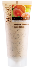 Markell Scrub do twarzy Guawa &Grapefruit 95g
