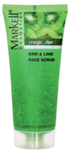 Markell Scrub do twarzy Kiwi& Lime 95g