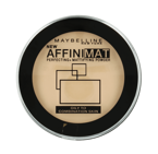 Maybelline AffiniMat Perfecting + Mattifying Powder - Puder matujący 30 Natural Beige, 16 g