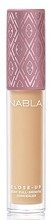 Nabla Close-Up Concealer Stay Full Smooth Korektor w płynie Creamy Beige 4ml