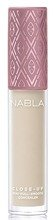 Nabla Close-Up Concealer Stay Full Smooth Korektor w płynie Porcelain 4ml