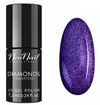 Neonail Diamonds Collection Lakier hybrydowy Prima Donna 7,2ml