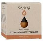 Oil For Life Maska peel-off egzotyczne owoce 100ml