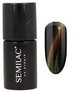 Semilac Cat Eye 3D Lakier hybrydowy do paznokci 638 Yellow 7ml