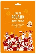 Skin79 Fan Of Poland Beauty Mask Multiwitaminowa maska Kibica Sports Festival