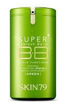 Skin79 Super+ Beblesh Balm BB Triple Functions Green - Krem BB 40g