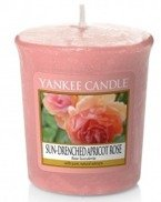 Yankee Candle Sampler Świeca Sun-Drenched Apricot Rose 49g