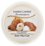Yankee Candle Scenterpiece Soft Blanket Wosk 61g