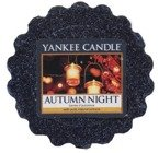 Yankee Candle Wosk Autumn Night