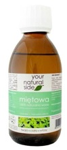 Your Natural Side Hydrolat z mięty pieprzowej 200ml