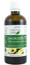 Your Natural Side Olej avocado 100ml