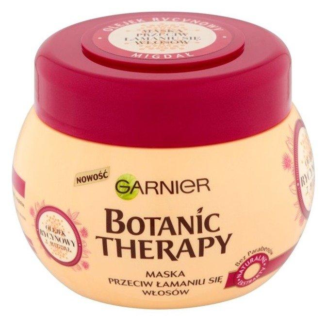Garnier Botanic Therapy Maska Przeciw łamaniu Się Włosów 300ml