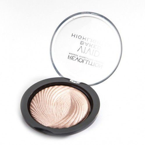 ... Makeup Revolution Highlighter - Rozświetlacz Peach Lights 7,5g ...