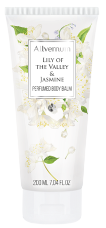 Allvernum Balsam perfumowany Lily of the Valley&Jasmine 200ml