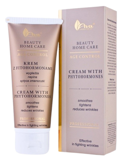 Ava Beauty Home Care Age Control Krem z Fitohormonami 100ml