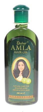 Dabur Amla Hair Oil - Olejek do włosów 200 ml
