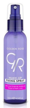 Golden Rose Make-Up Fixing Spray - Utrwalacz makijażu w sprayu 120ml
