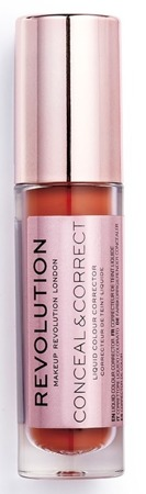 Makeup Revolution Conceal and Define Concealer RED Korektor do twarzy 3,4ml