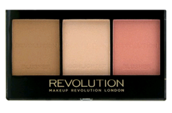 Makeup Revolution Ultra Brightening Ultra FairC01- Zestaw do konturowania