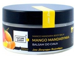 Nature Queen Balsam do ciała Mango i mandarynka 200ml
