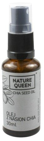 Nature Queen Olej z nasion Chia 30ml