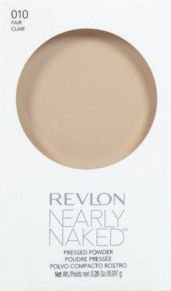 Revlon Nearly Naked Puder 010 Fair Clair